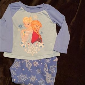 3T Disney Frozen Pajamas